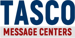 Tasco Message Centers Logo