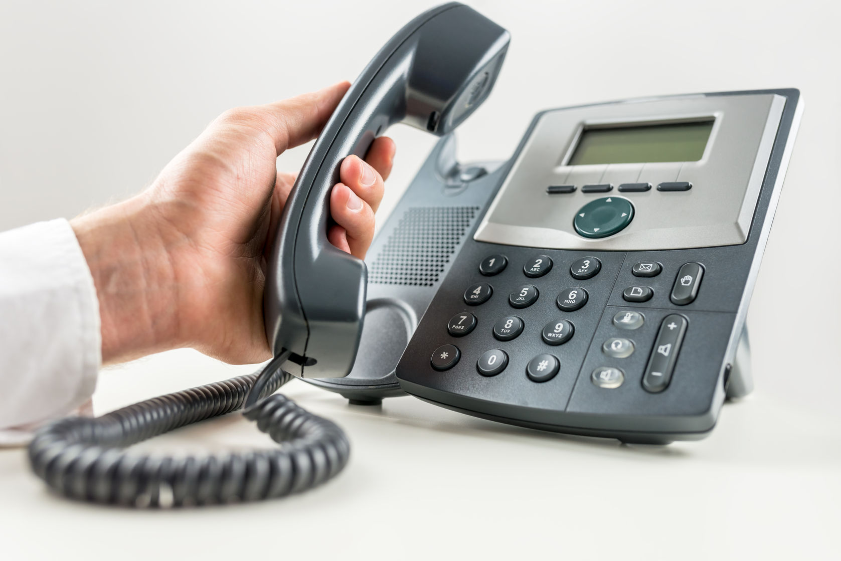 business phone answering service